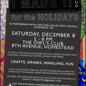 I Made It! For the Holidays – Support Handmade this Holiday
