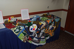 Knit and Crochet Festival & The Pittsburgh Crochet Cape