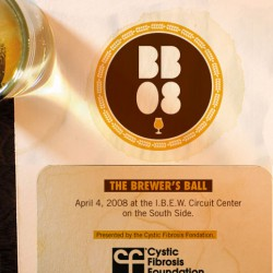 Great Beers, a Great Cause – The Brewer's Ball