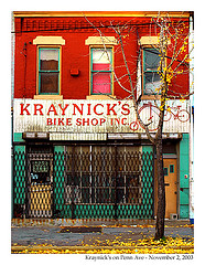Donate Bikes and Mr. Kraynik will fix them for Kids