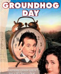 Groundhog Day at Regent Square Theater
