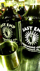 Collaboration + Illustration. East End Brewing + Toonseum = Illustration Ale. Release Party Sat. Night