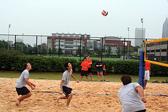 Sportsnuts 4-on-4 Co-ed Sand Volleyball Tournament