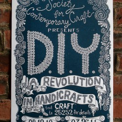 Knitting, Posters and A New Restaurant – Some Links for September 14th