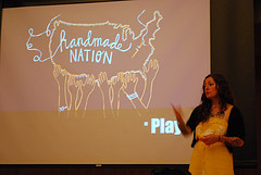 "Crafting and Storytelling – Pittsburgh Screening of ""Handmade Nation"""