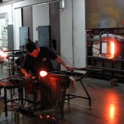 Make-It-Now Ornaments at the Pittsburgh Glass Center