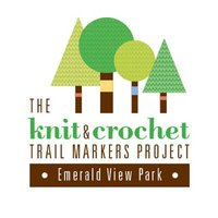 Volunteer to Help Knit &amp; Crochet Trail Markers for the Park