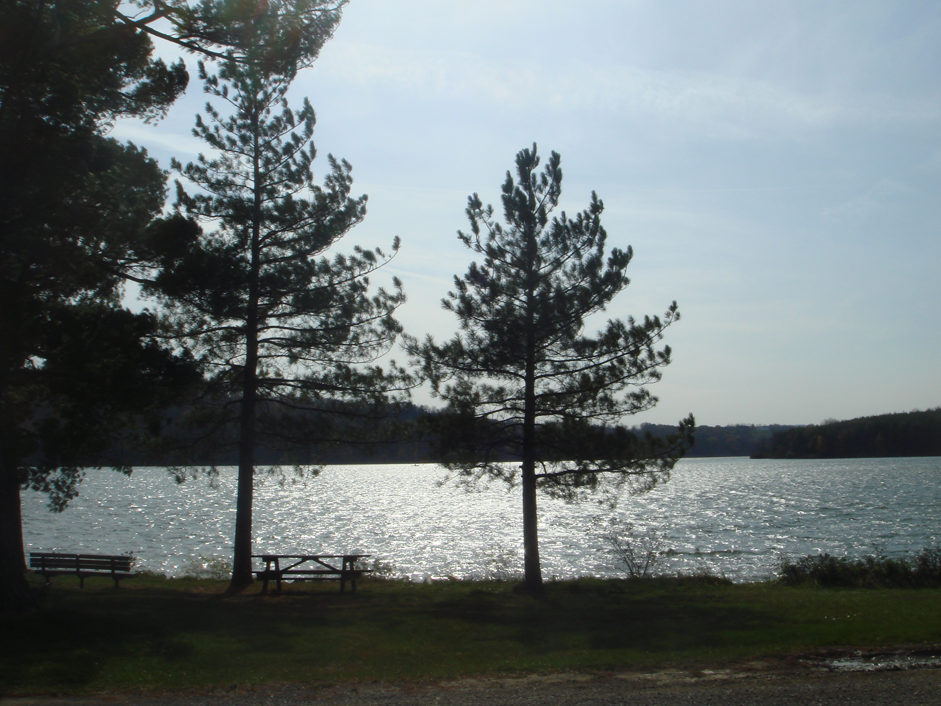 Lake at Prince Gallitzin (Photo by Andrew)