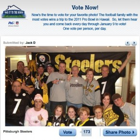 Help Send These Steeler Fans to Hawaii