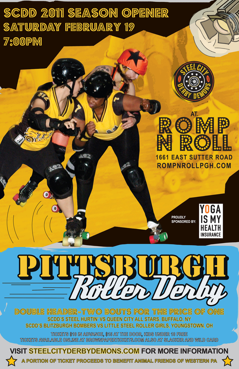 Steel City Derby Demons – 2011 Season Opener
