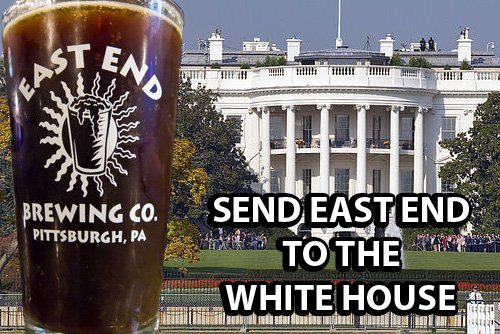 A Beer-Partisan Situation Needs Your Help: Send East End beer to the White House