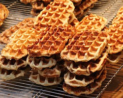 The Waffles Are That Good