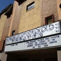 Save the Date – May 4th – The Hollywood Theater in Dormont Will Reopen
