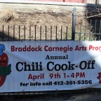 5th Annual Braddock Chili Cook Off
