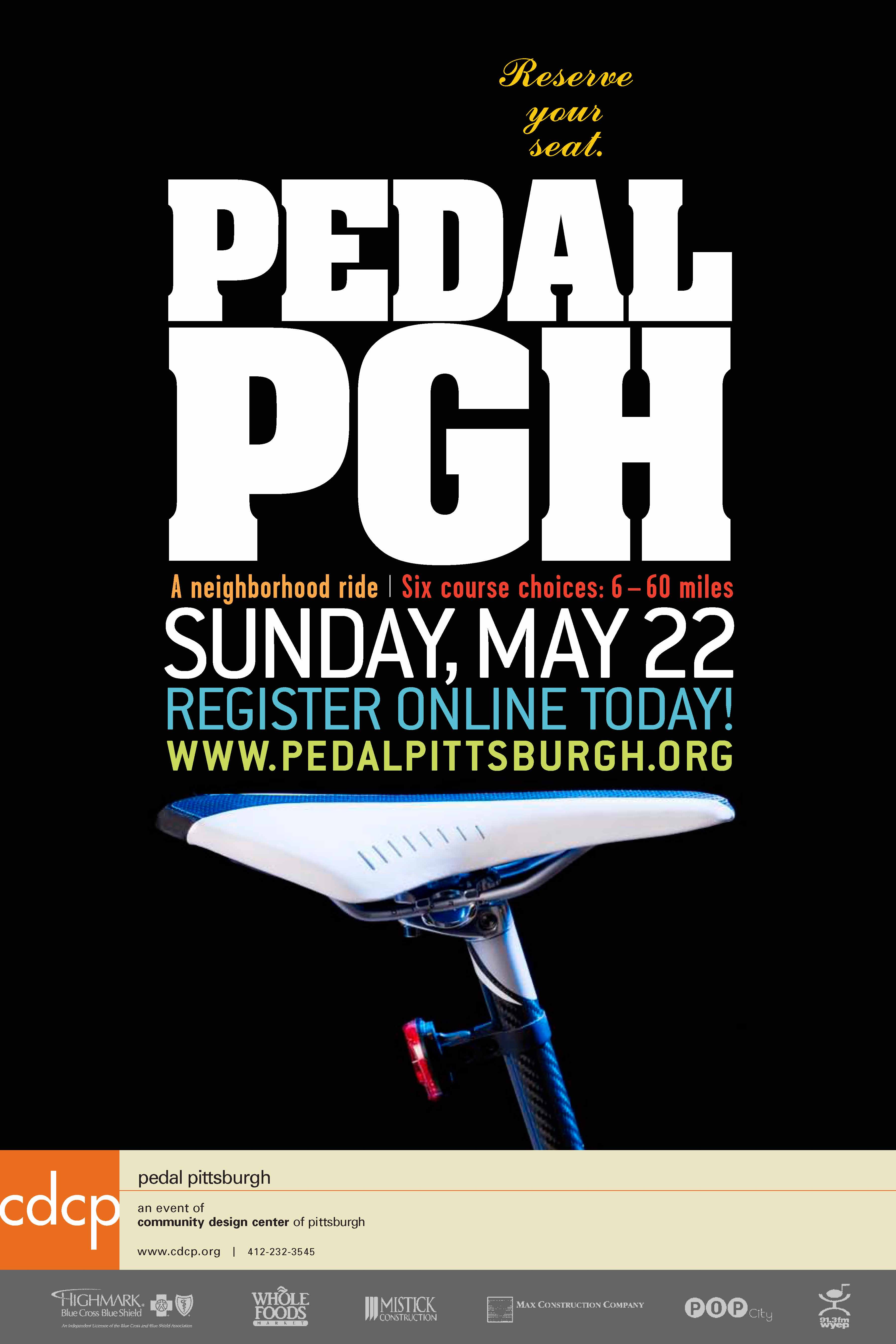 A Big Weekend for the Bicycle in Pittsburgh