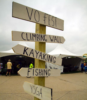 Kayak, Climbing Wall, Fishing, Dragon Boats – FREE