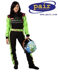 Eco Race Car Driver, Leilani Munter's, Pittsburgh Connection