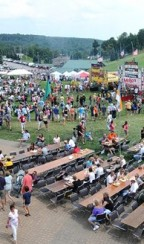 5 Reasons to Check out the Seven Springs Rib & Wing Festival This Weekend