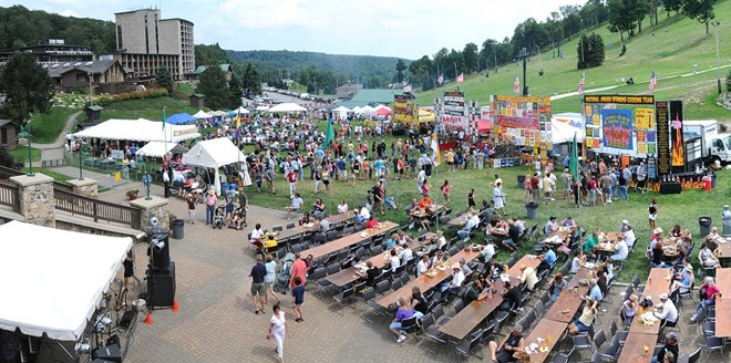 5 Reasons to Check out the Seven Springs Rib &amp; Wing Festival This Weekend