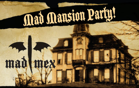 One Mad Halloween Party