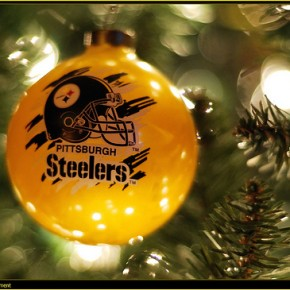 Spend Christmas with the Steelers
