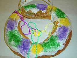King Cakes and Fat Tuesday Events in Pittsburgh