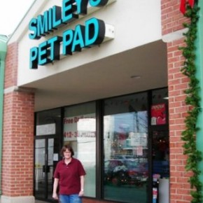 Shop Local – Support Smiley's Pet Pad This Saturday
