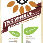 Bikes, Beer &amp; A Better Pittsburgh &#8211; Two Wheels Lots of Green, Aug. 11