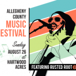 Allegheny County Music Festival 2012 with Rusted Root