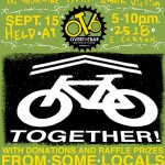 Sept 15 &#8211; Event &amp; Raffle to Support Cyclist Who Was Attacked Last Week