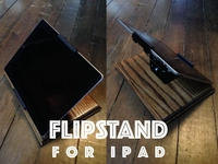 Pitt-Starter: FLIPSTAND for iPad