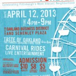 Meds, Eds, Startups – A Few Reasons to Celebrate Oakland on April 12