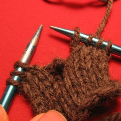 Learn how to knit!