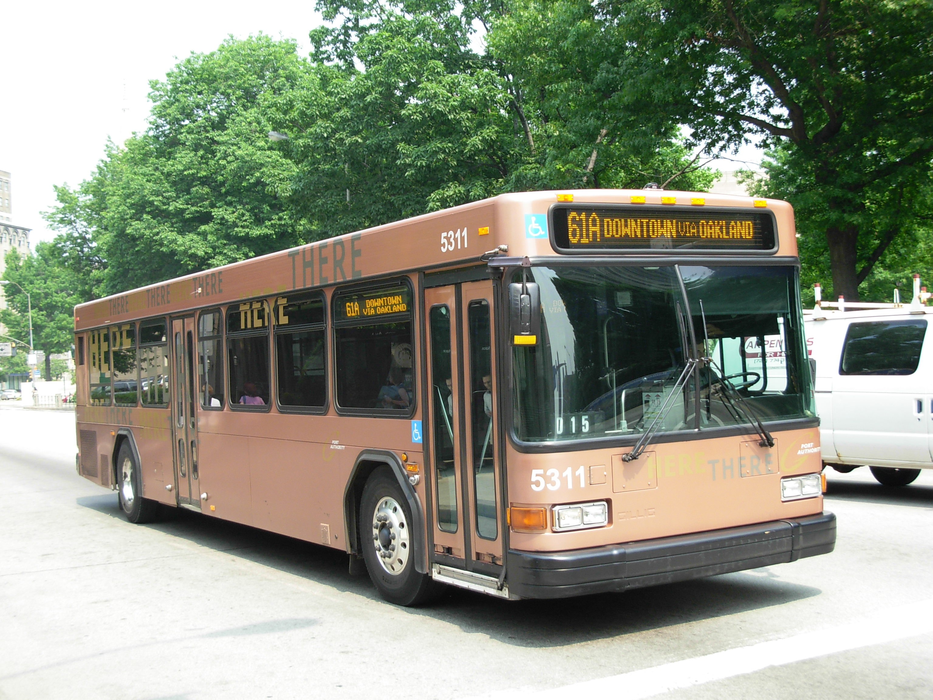 List of bus routes in pittsburgh - Pittsburgh port authority ...