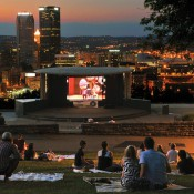 The 2013 Pittsburgh Cinema in the Park series kicks off on Saturday