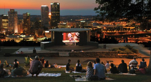 Pittsburgh Cinema in the Park