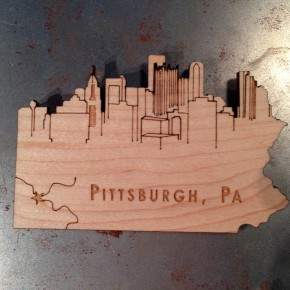 Steel of the Week: Pittsburgh Magnet