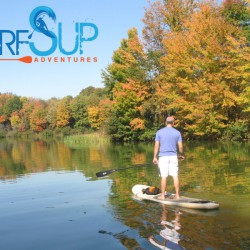 New Perk – StandUp Paddleboarding in Pittsburgh