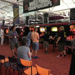 PAPA World Pinball Championships: Aug. 8-11 2013