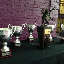 Tournament trophies