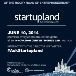 Pittsburgh Screening of startupland – A New Documentary Series