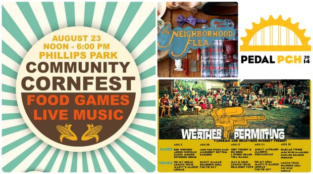Pittsburgh Events August 22-24, 2014