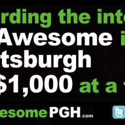 Awesome Pittsburgh to Hold Office Hours on Sunday