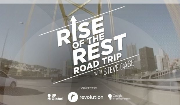 Rise of the Rest Website - Pittsburgh skyline