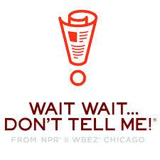 October 16 – Wait Wait Don't Tell Me Comes to Pittsburgh