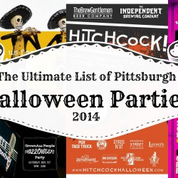 List of Pittsburgh Halloween Parties for 2014
