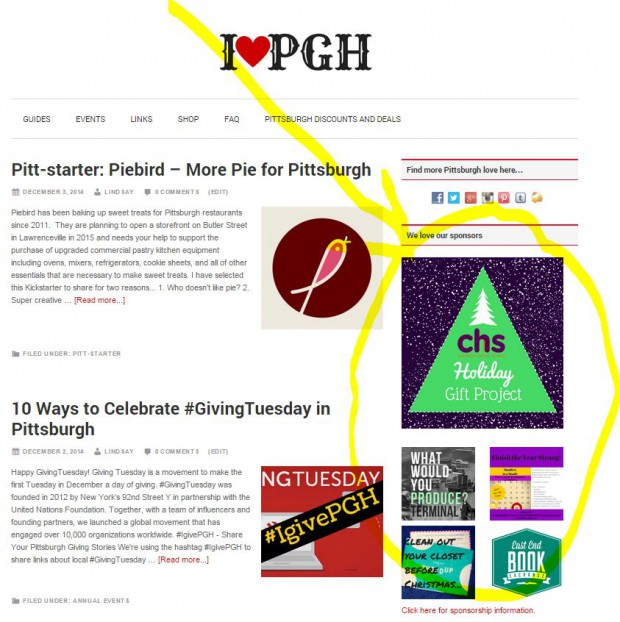 Iheartpgh-ad-screenshot-highlight