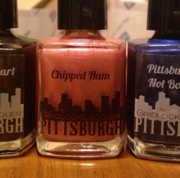 Pittsburgh is spelled with an H