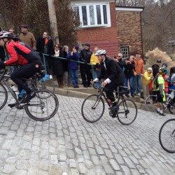 The 33rd Annual Dirty Dozen Bicycle Race is Saturday