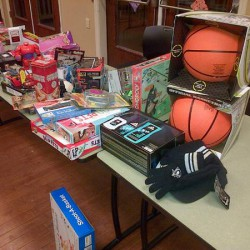 More toys for Martial Arts Against Street Violence program